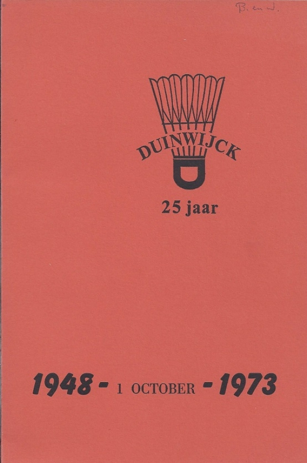 Duinwijck 25 jaar