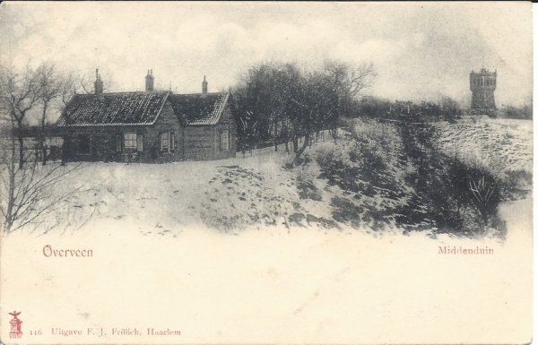 Middenduin. 1900