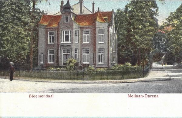 Mollaan, Villa Rodesteijn, 1905