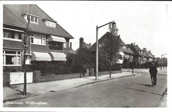 Vrijburglaan, 1952