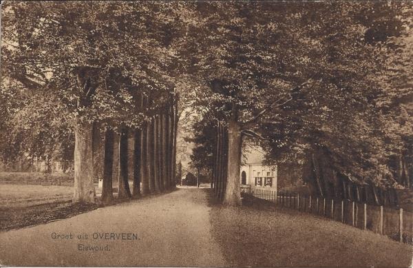 Elswoutslaan, 1921