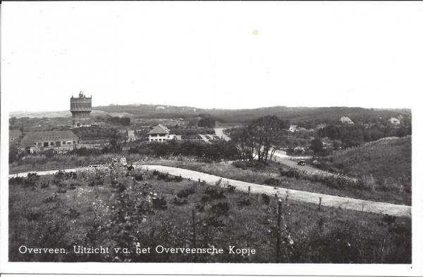 Brouwerskolkweg, uitzicht Zeeweg