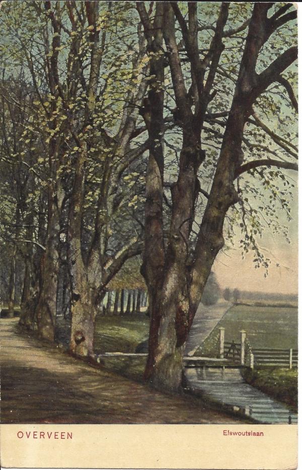 Elswoutslaan, 1914