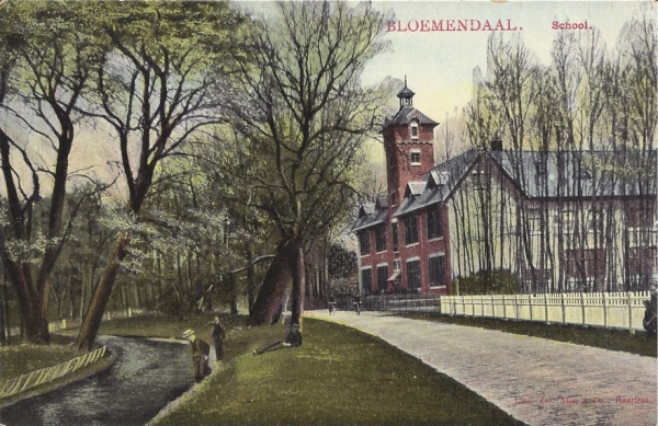 Lage Duin en Daalscheweg, BSV (2)
