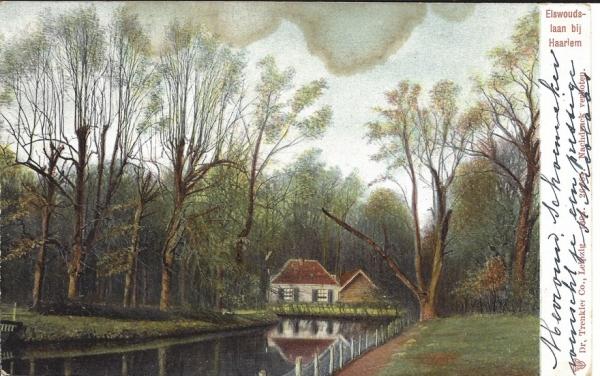 Elswoutslaan, 1905