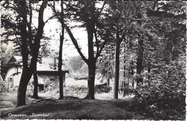 Duinvlietspad, 1957