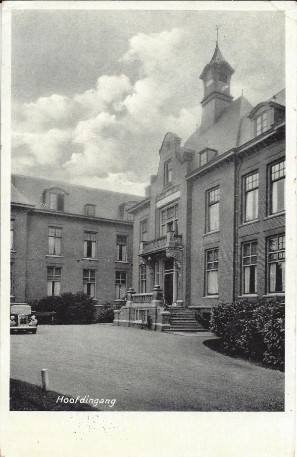 Bloemendaalscheweg, Huize Duinrust, 1939