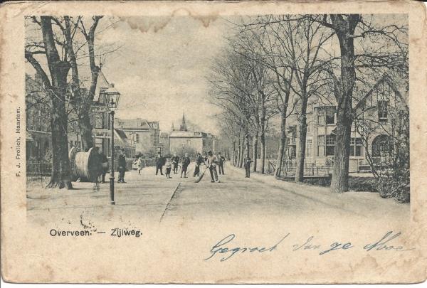 Zijlweg, 1905 (2)