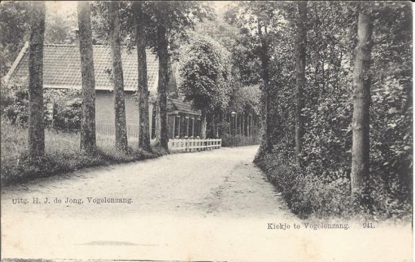 Vogelenzangscheweg, 1901 (1)
