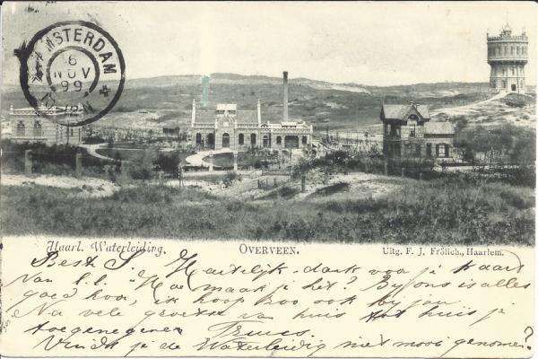 Tetterodeweg, complex PWN, 1899