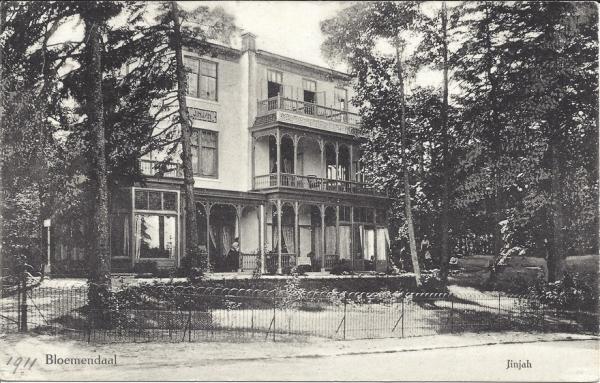 Rijperweg, Villa JinJah, 1911