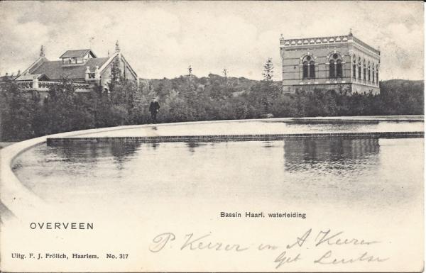 Tetterodeweg, complex PWN, 1900
