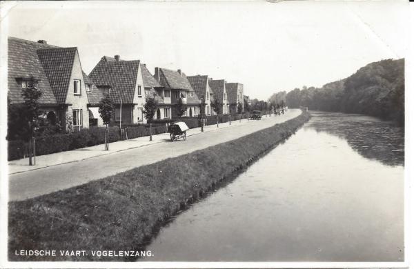 Leidschevaart, 1941