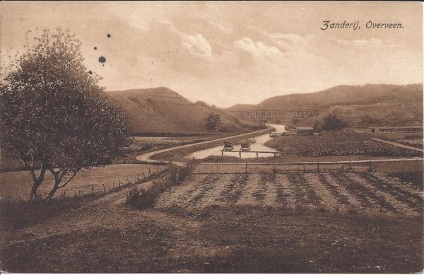 Duinlust, Zanderij, 1928