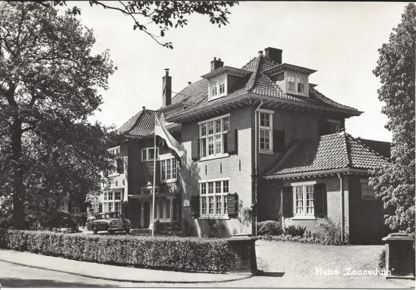 Rijperweg, Huize Zonneduin, 1956