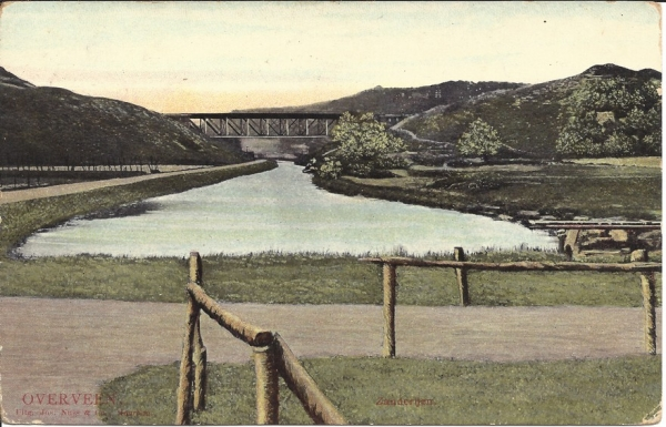 Duinlust, Zanderij, 1908