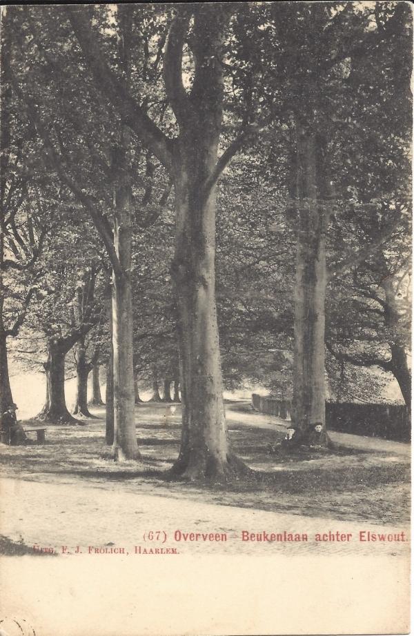 Elswoutslaan, 1902
