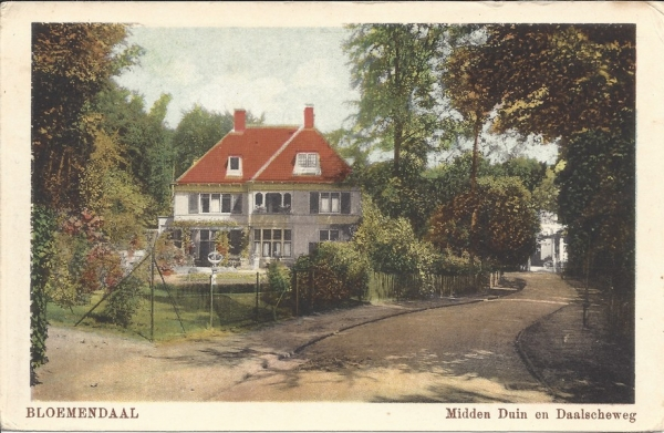 Midden Duin en Daalscheweg, Villa Duinrand