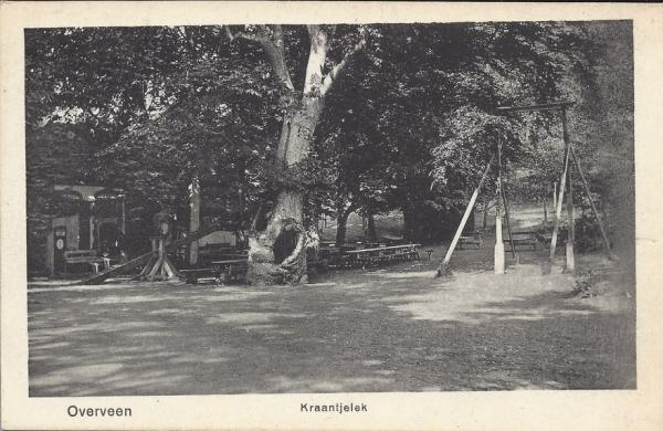 Duinlustweg, Kraantje Lek (4)