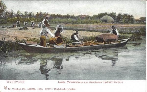 Houtvaart, 1904