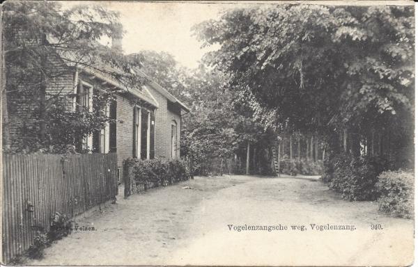 Vogelenzangscheweg, 1912