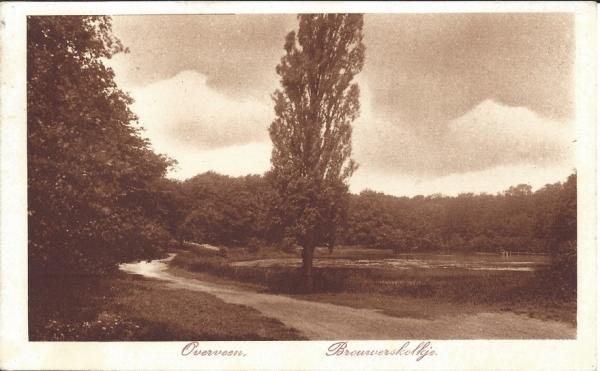 Brouwerskolkweg, 1933