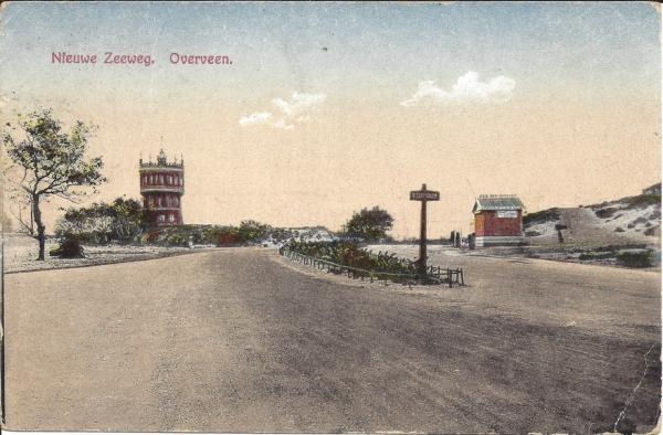Zeeweg, 1927