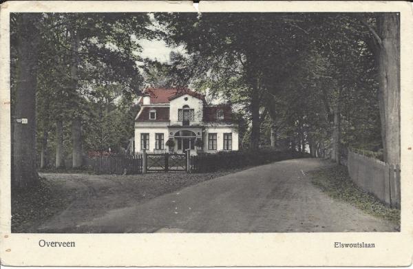 Elswoutslaan, 1932
