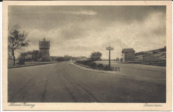 Zeeweg, 1930