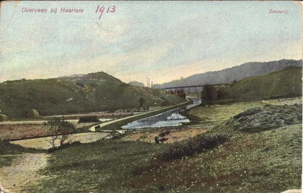 Duinlust, Zanderij, 1913