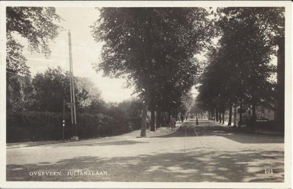 Julianalaan, 1931
