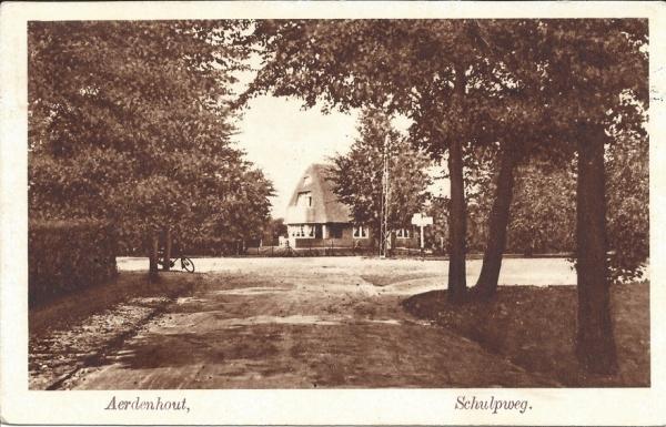 Schulpweg, 1930