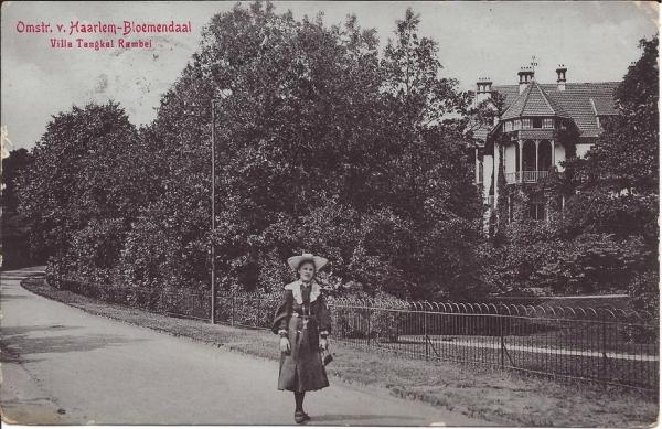 Parkweg, Villa Tangkal Rambei, 1907