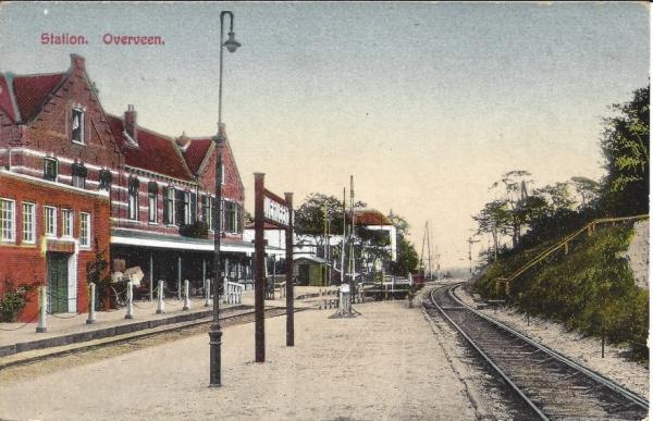Tetterodeweg, Station, 1930