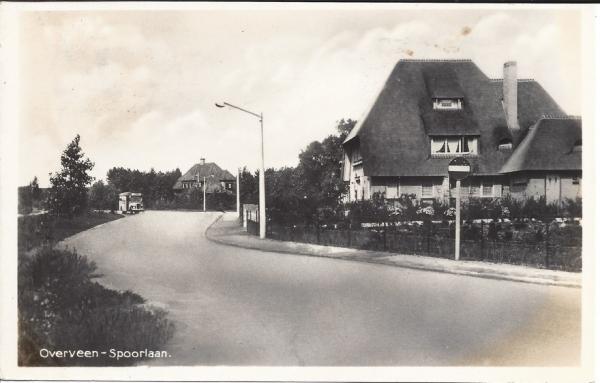 Spoorlaan, 1943