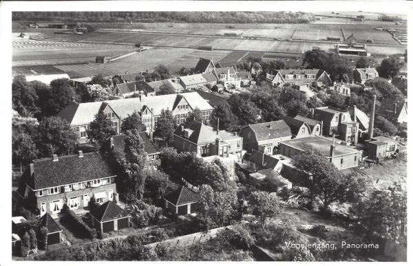 Vogelenzangscheweg, St. Jozefschool, Panorama