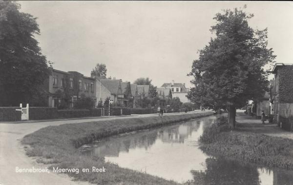 Meerweg, 1943