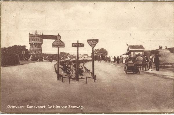 Zeeweg, 1928