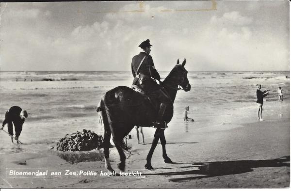 Zeeweg, B'daal aan Zee, 1974