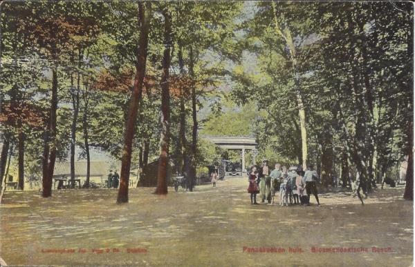 Mollaan, Pannekoekenhuisje, 1907