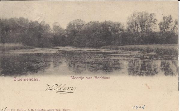 Brederodelaan, Meertje van Berkhout, 1902