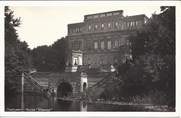 Elswoutslaan, Elswout, 1946