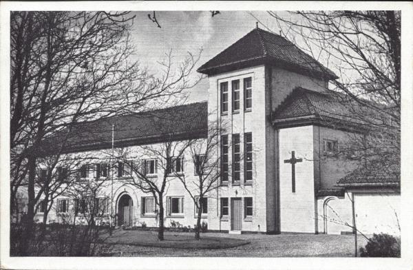 Zilkerduinweg. de Tiltenberg, 1951