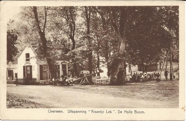 Duinlustweg, Kraantje Lek, 1928