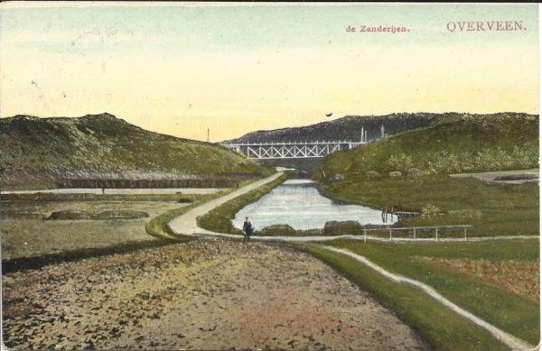 Duinlust, Zanderij, 1909 (1)