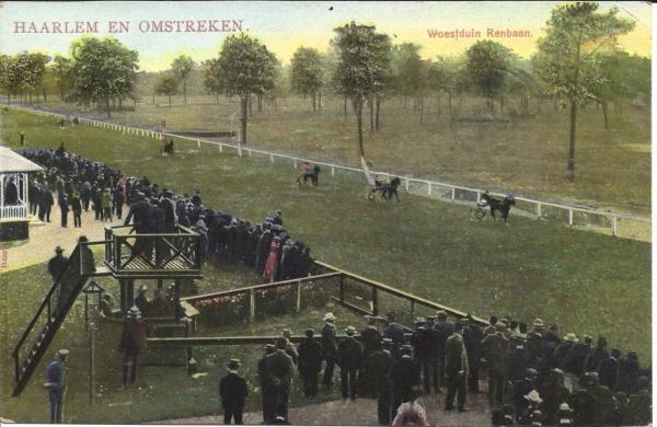 Woestduin, Renbaan Woestduin, 1907 (1)