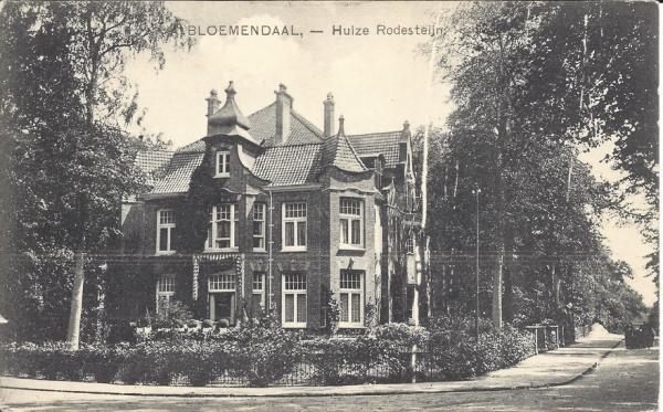 Mollaan, Villa Rodesteijn