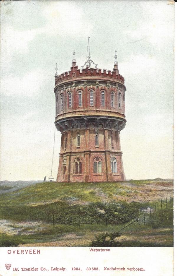 Tetterodeweg, complex PWN, 1904Tetterodeweg, complex PWN, 1908