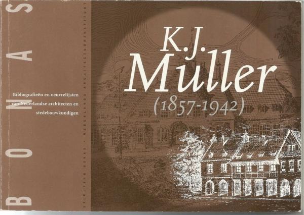 K.J. Muller 1857 - 1942