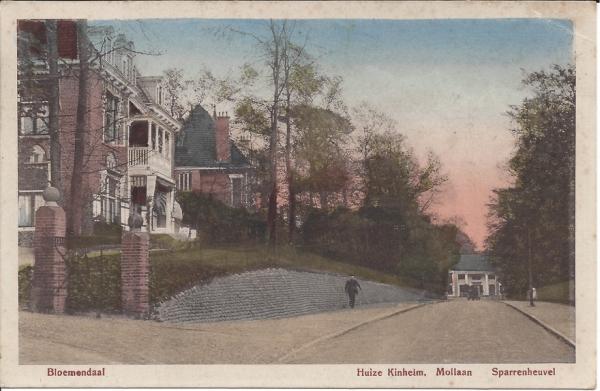 Mollaan, Villa Kinheim 1915
